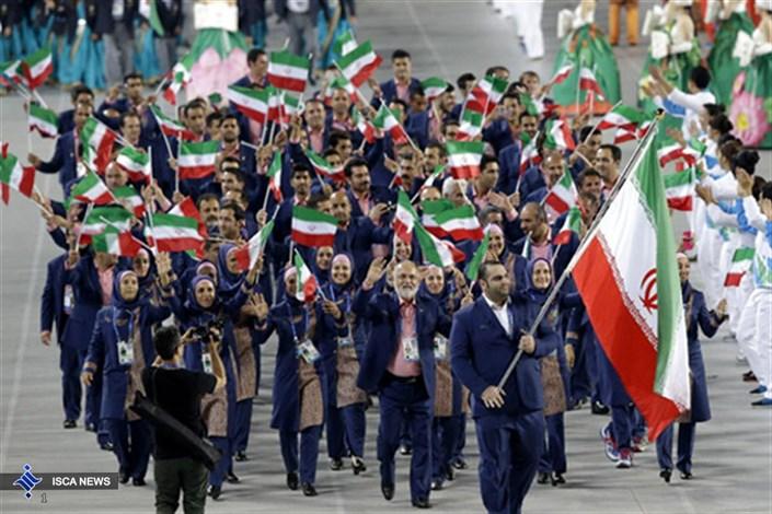 تعداد ورزشکاران ایرانی در جاکارتا مشخص شد