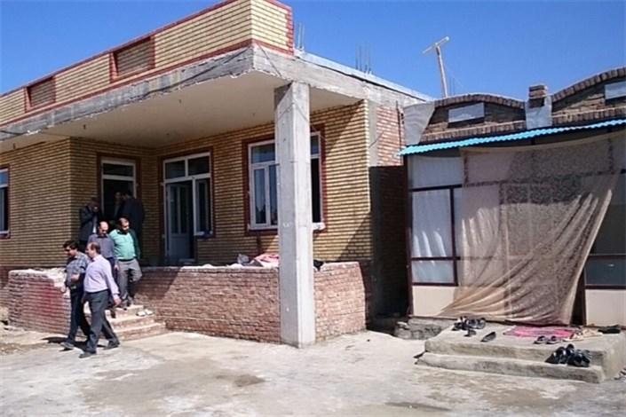 بازسازی واحدهاى زلزله زده کرمانشاه تا پایان امسال به اتمام میرسد