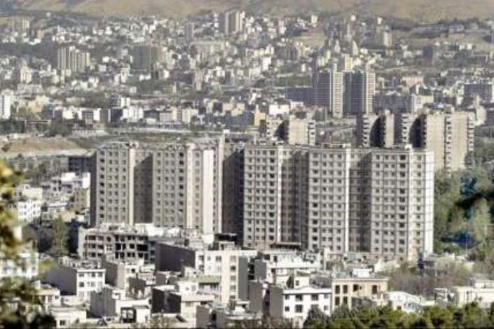 متوسط قیمت یک متر آپارتمان در تهران 13 میلیون تومان/