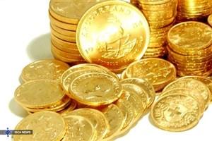 قیمت سکه  به ۱۲ میلیون و۲۰۰ هزار تومان رسید
