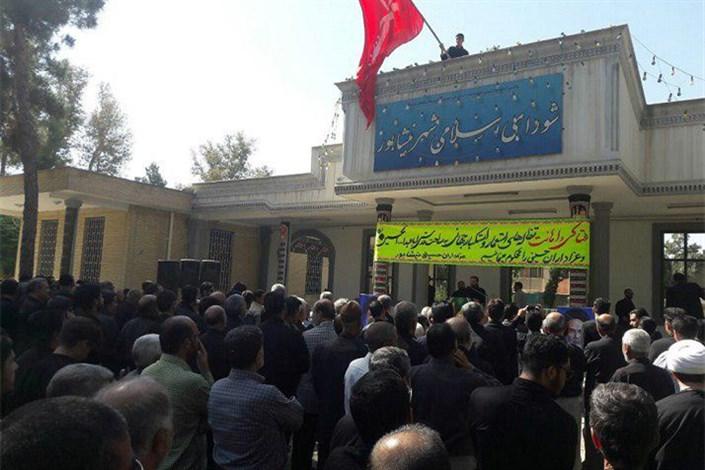 نماینده هتاک شورای شهر نیشابور بازداشت شد