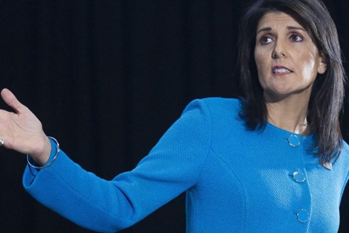 نیکی هیلی: اسرائیل با چالشهای متعددی روبروست