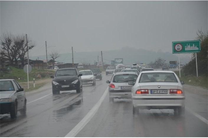 احتمال لغزنده بودن معابر/رانندگان از ترددهای غیرضروری  پرهیز کنند