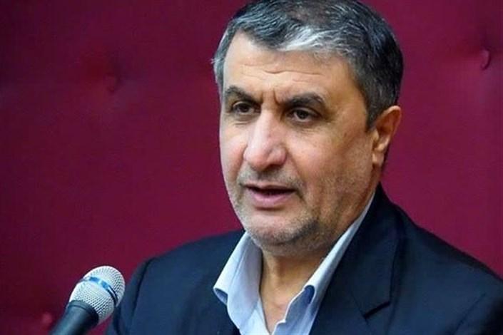 دیدار رئیس فدراسیون گلف با وزیر راه و شهرسازی
