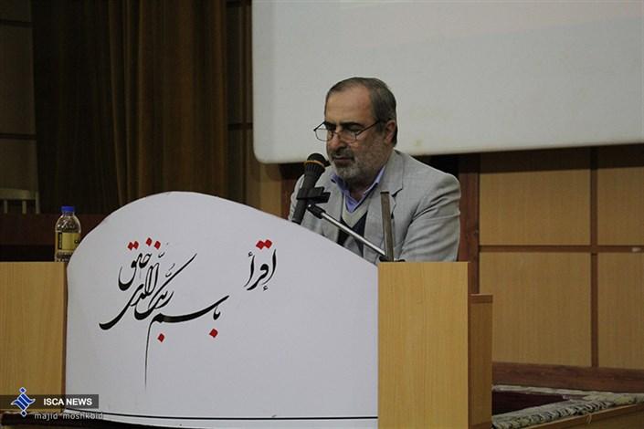 کرسی تلاوت قرآن کریم در دانشگاه آزاد اسلامی واحد رشت برگزار شد