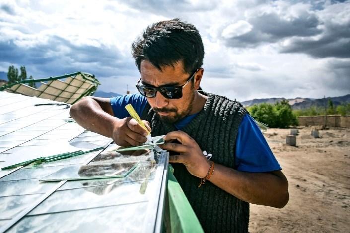 تحول جدید در پنل های نیروگاه های خورشیدی