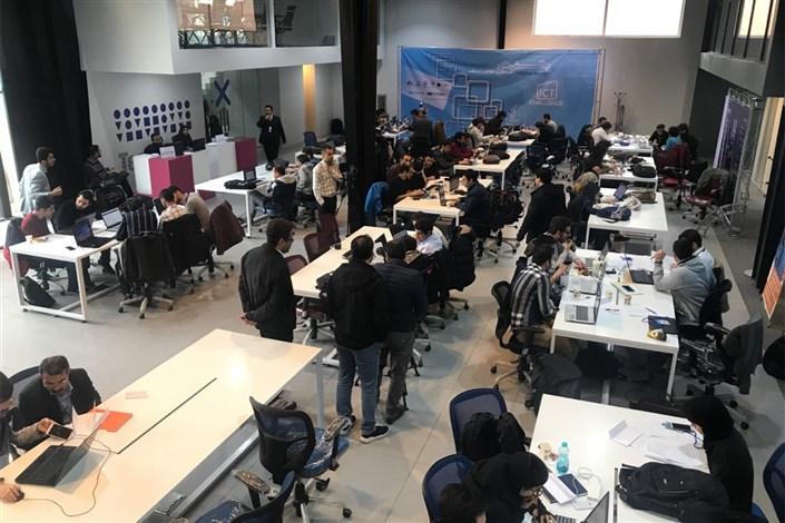 مسابقه چالش فناوری اطلاعات و ارتباطات برگزار شد