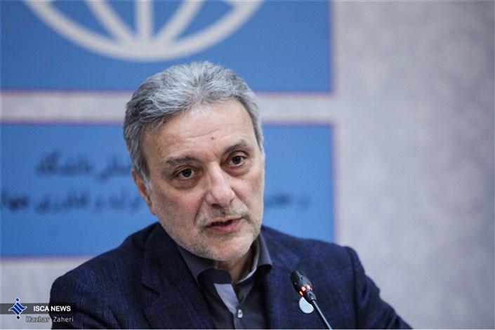 نیلی احمدآبادی: دانشگاههای ایرانی در پژوهشهای آتی اتحادیه اروپا همکاری میکنند