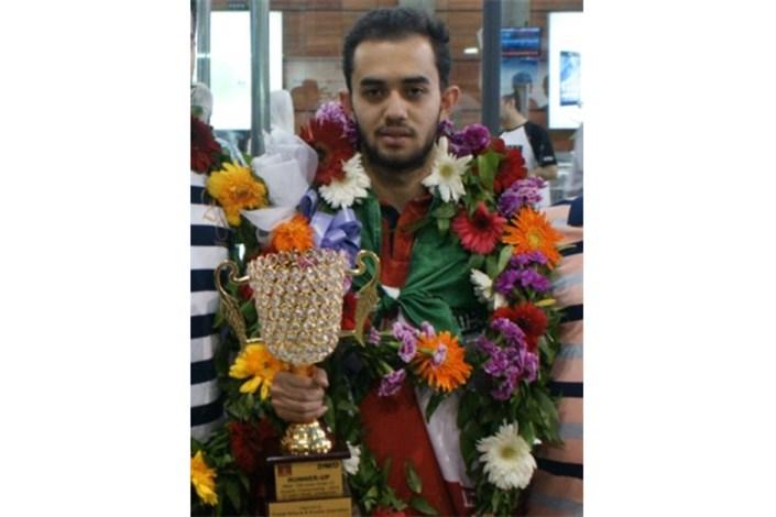 کسب مقام قهرمانی اسنوکر کشور توسط دانشجوی دانشگاه آزاد اسلامی واحد تهران شمال