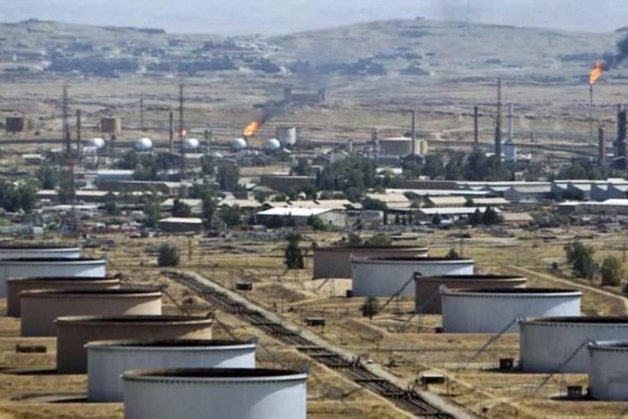 صادرات نفت کرکوک گسترش نمی یابد