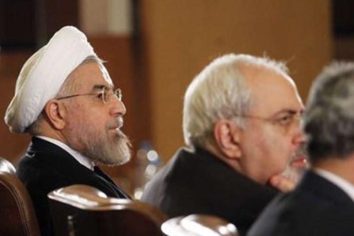 روحانی برای دیدار با ظریف به وزارت خارجه میرود