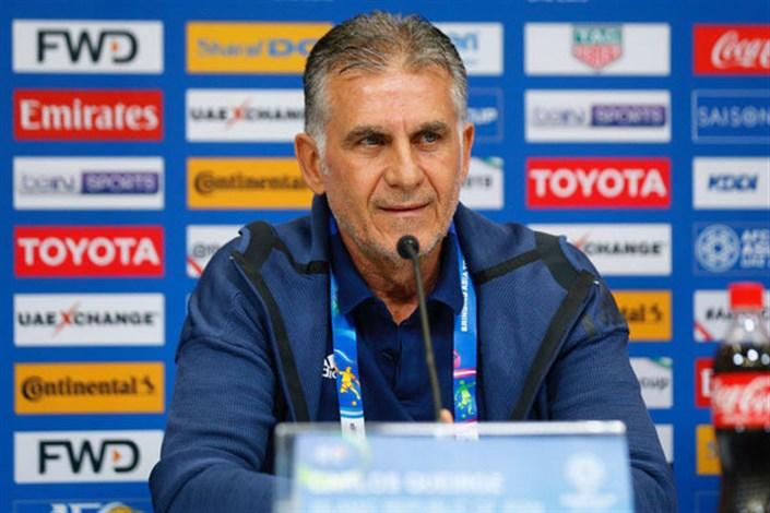 متن پیام خداحافظی کارلوس کیروش از تیم ملی فوتبال ایران