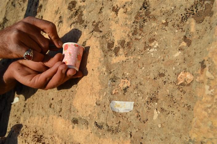 آغاز اجرای طرح پژوهشی مطالعات آثار صخرهای خوزستان+عکس