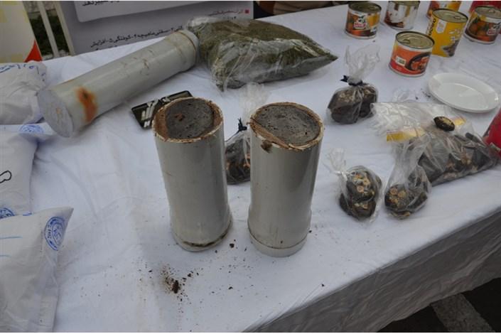جاسازی محموله شیشه در کنسروهای خوراکی/انهدام ۵ باند توزیع موادمخدردر15 روزگذشته