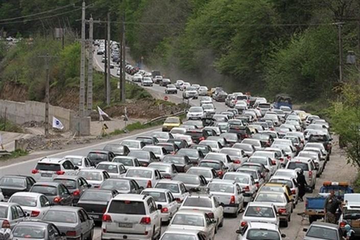 افزایش ۲.۳ درصدی تردد در محورهای برون شهری