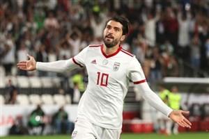 گلزنی انصاریفر در هفته هفتم لیگ یونان