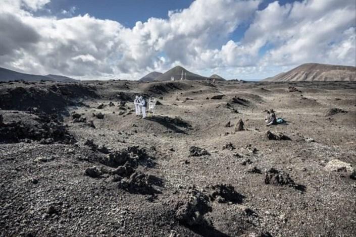 آمادگی اروپا برای قدم زدن بر سطح ماه