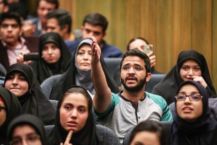 دانشجویان صدای مردم هستند/ مسئولان نقدهای دانشجویی را جدی بگیرند