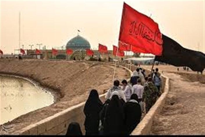 حضور گسترده دانشجویان دانشگاههای استان خوزستان در اردوهای راهیان نور