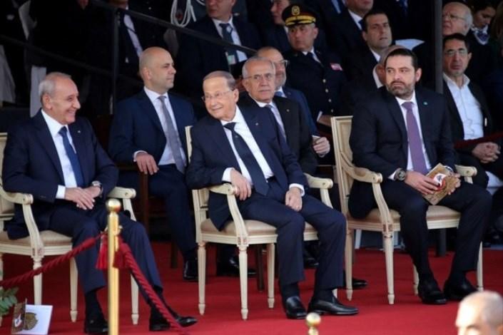 کابینه جدید لبنان تشکیل شد