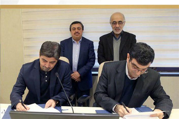 انعقاد تفاهم نامه میان دانشگاه  امیر کبیر و علوم پزشکی شهید بهشتی