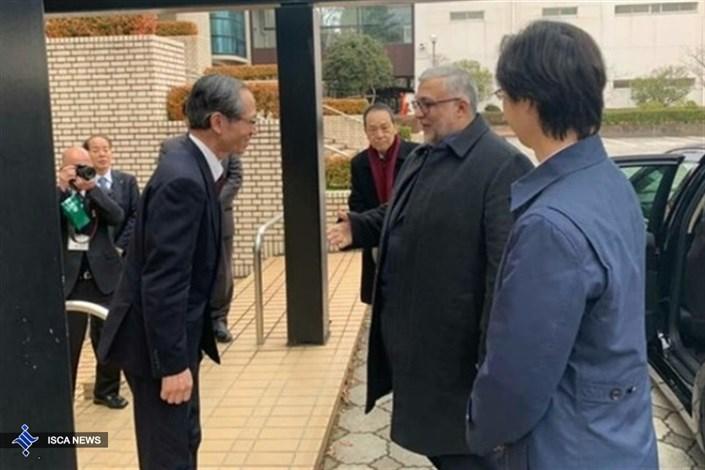 ابراهیمی ترکمان: به دنبال توسعه ابعاد مختلف همکاریهای فرهنگی با توکیو هستیم
