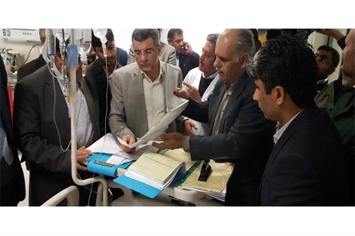 انتقال 7 مجروح حادثه تروریستی زاهدان به شهر خود؛ بزودی