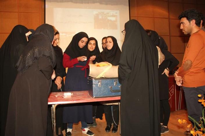 کارگاه آموزشی تزریقات دانشجویی در واحد شاهرود برگزار شد