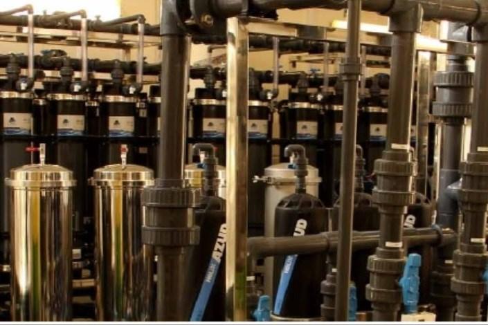 تامین آب تصفیه با فناوری غشایی ممکن شد