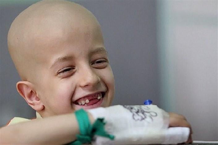 محک در هر شرایطی از کودکان مبتلا به سرطان حمایت میکند
