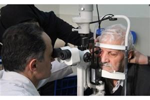 افراد بالای ۴۰ سال بیشتر مراقب چشمان خود باشند