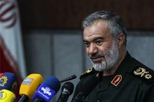 سردار فدوی: مرزهای شرقی کشور در امنیت کامل هستند