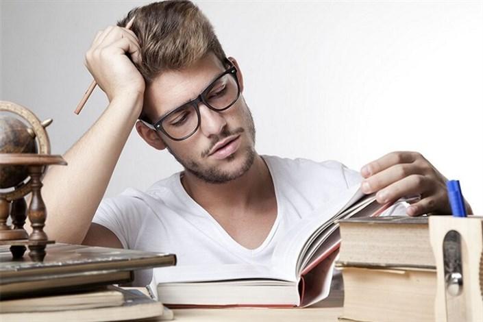 اضطراب دانشجویان پزشکی بیشتر است
