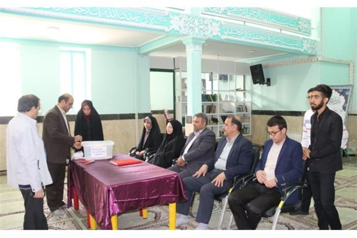 انتخابات مدیران مسئول نشریات دانشجویی دانشگاه فرهنگیان برگزار شد