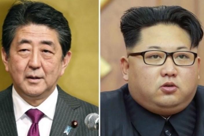 تمایل نخست وزیر ژاپن برای دیدار با رهبر کره شمالی
