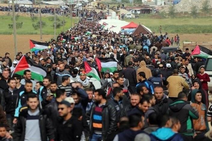 ۳۰۴ فلسطینی از ابتدای راهپیماییهای بازگشت شهید شده اند