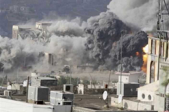 افزایش شمار قربانیان بمباران صنعا