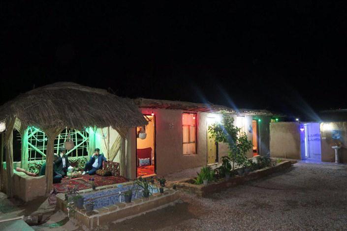 توقف مهاجرت روستاییان به شهر با توسعه خانههای بومگردی
