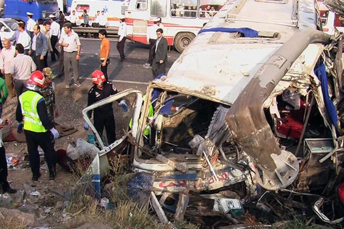 دو دانشجوی دانشگاه علوم پزشکی شیراز در تصادف جان باختند