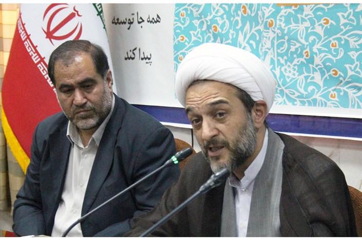 دانشگاه آزاد اسلامی قم به قطب علوم انسانی تبدیل می شود