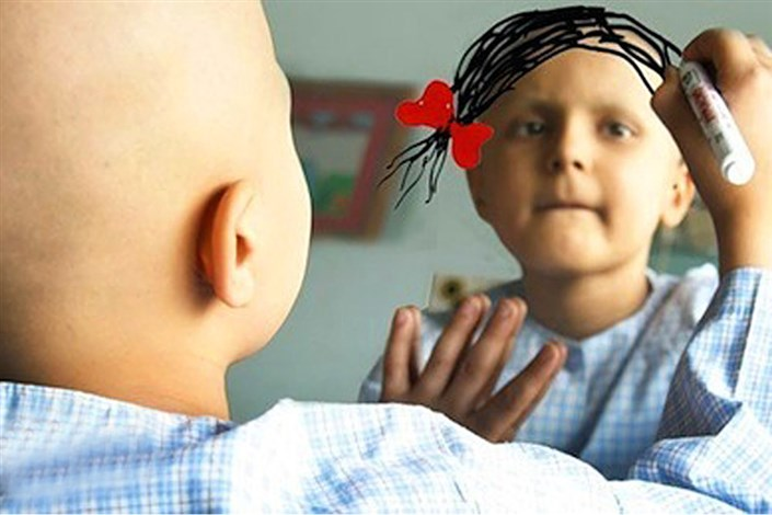 محک بدون توجه به رنگ و نژاد کودکان مبتلا به سرطان، از آنها حمایت میکند