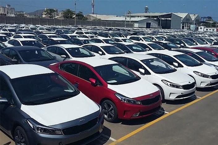 خروج مشتریان از بازار کساد خودروهای خارجی
