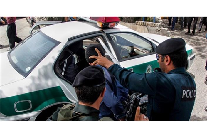 درگیری پلیس زابل با شرور سابقهدار/ مجروحیت فرمانده انتظامی زابل