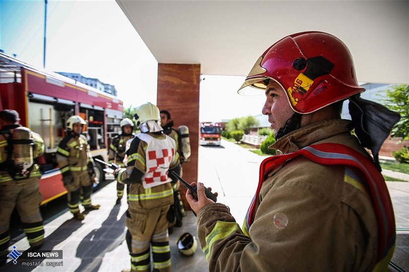 آتش نشانی برای کمک رسانی به تهرانچقدر آماده است؟/از ایمنی تهران غافل شده ایم