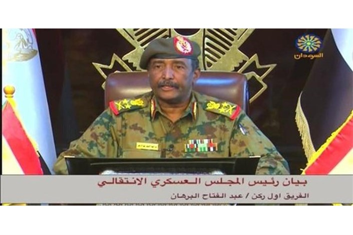پیام ملک سلمان به رئیس شورای نظامی سودان