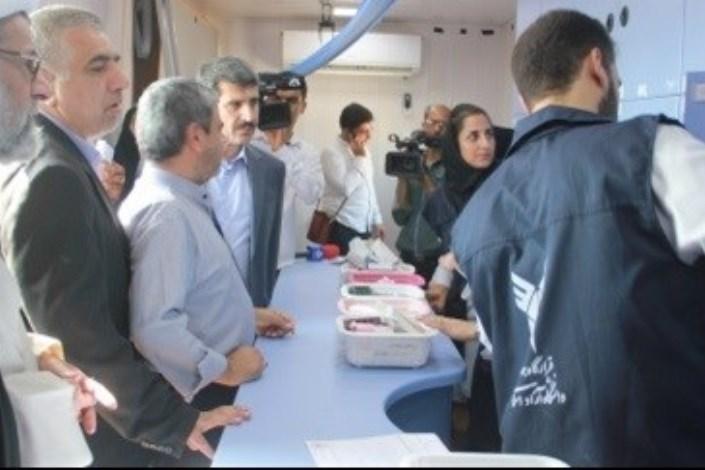 ویزیت آنلاین سیلزدگان توسط کمیته سلامت در حوادث دانشگاه آزاد اسلامی
