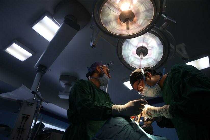 دستگاه عملهای جراحی کم تهاجمی در کشور ساخته شد