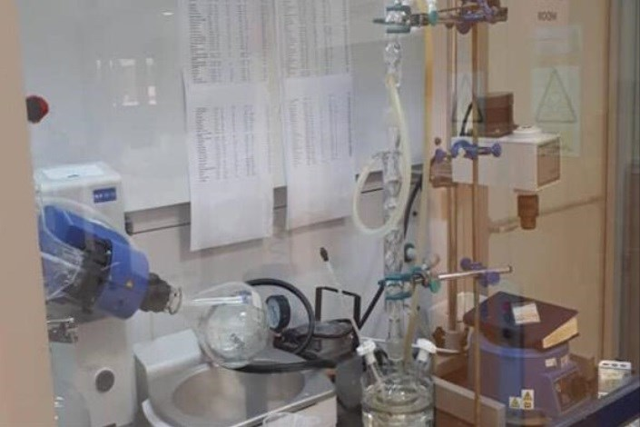 تولید ماده مؤثره دارویی ایرانی برای شیمی درمانی