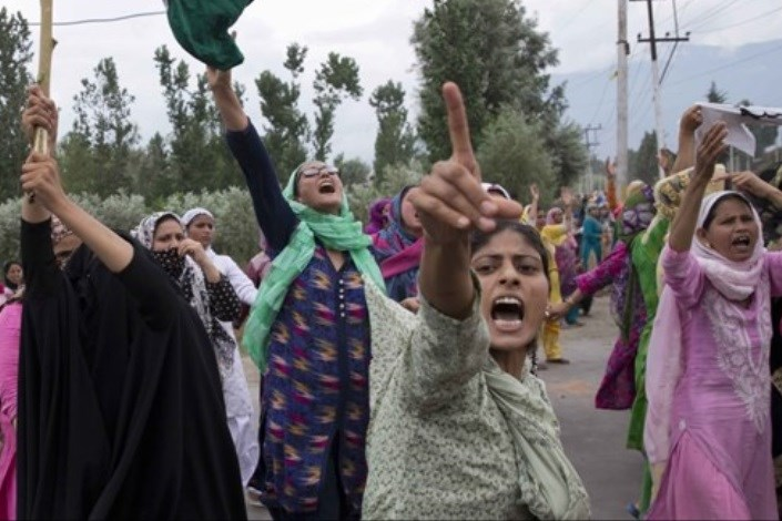سازمان ملل متحد نقش صلح خواهانه خود را در کشمیر ایفا کند