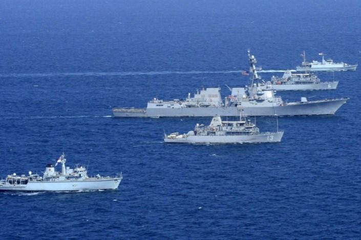 تیکتاک پایان اسرائیل با حضور در خلیجفارس